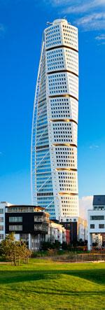 Turning Torso satte Malmö på bostadskartan.Foto: Shutterstock