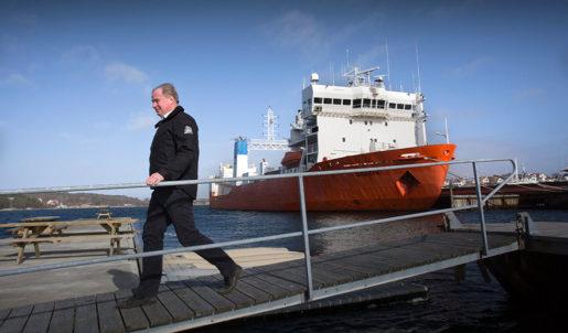 Lars Höglund hoppas att Furetank ska kunna komma tillbaka till Sverige.Foto: Björn Larsson Rosvall