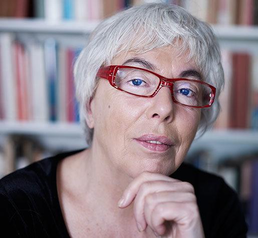 Yvonne Hirdman. Foto: Lotta Törnroth