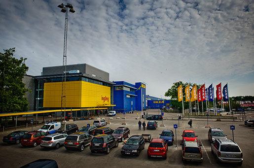 Ikea Kungens kurva. Foto: Magnus Hjalmarson Neideman
