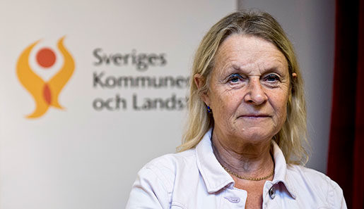 Ingela Gardner Sundström. Foto: Bertil Ericson