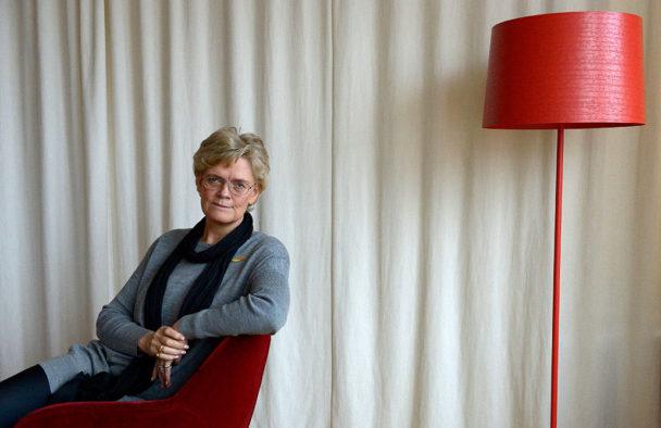 Svenskt Näringslivs vd Carola Lemne. Foto: Janerik Henriksson