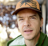 Matthew Cavanna, före detta marijuanaodlare. Foto: Hanna Sistek