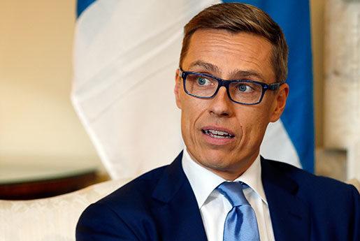 Alexander Stubbs förslag påminner mycket om den politik som Moderaterna fört i Sverige. Foto: Alastair Grant