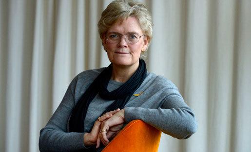 Carola Lemne, vd för Svenskt Näringsliv. Foto: Janerik Henriksson