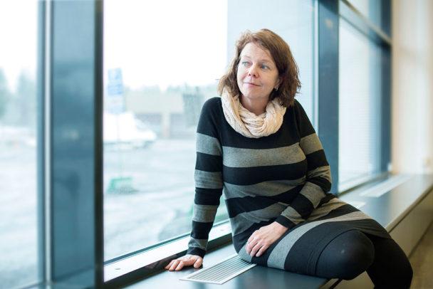 Ulrika Johansson var van att prestera och ta hand om andra utan att känna efter vad hon själv orkade. Till slut blev det för mycket. Foto: Johan Gunséus