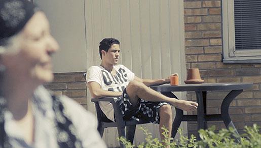 Sami i filmen Förvaret. Foto: Råfilm