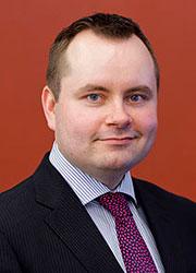 Olli Koski, näringspolitisk chef på FFC, finska LO.