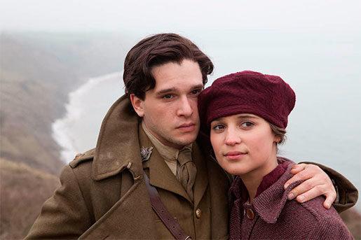 Kit Harington och Alicia Vikander i BBC:s nyfilmatisering av Testament of youth