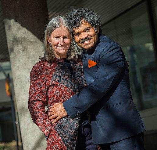 b3658ec1fcc I år kan PK och Lotta fira sina 40-åriga bröllopsdag. Foto: Jonas