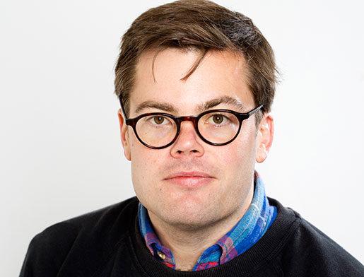 Erik Bengtsson, författare till  Samhällsekonomi  i koma. Foto: Carina Gran