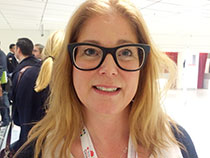 Anna Ingers. Foto: Göran Jacobsson