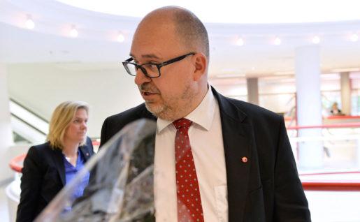 Karl-Petter Thorwaldsson. Foto: Henrik Montgomery