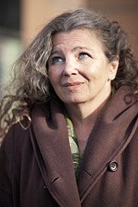 Heléne Lööw. Foto: Angelica Zander