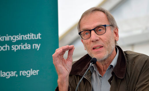 Claes Stråth. Foto: Henrik Montgomery