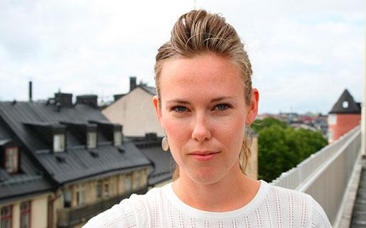 Susanne Spector har skrivit rapporten Hög sysselsättning och låg arbetslöshet. Foto: Svenskt Näringsliv