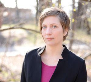 Malin Mattson. Foto: Stockholms universitet