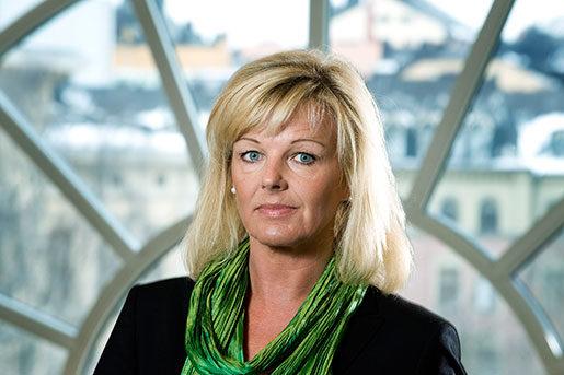 Kravet på siffersatta avtal är ett sätt att betona industriavtalet och märket, säger Cecilia Fahlberg, Unionen. Foto: Sune Fridell