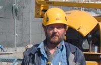 Stefano Grandini var anställd metallarbetare när han ställdes inför valet att köpa upp företaget tillsammans med sina arbetskamrater eller bli långtidsarbetslös. Foto: Kristina Wallin