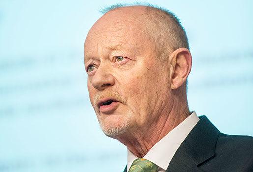 Leif Lewin är professor vid Uppsala universitet. Foto: Vilhelm Stokstad