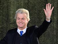 Nederländerna: Geert Wilders Frihetsparti är störst. Foto: Jens Meyer