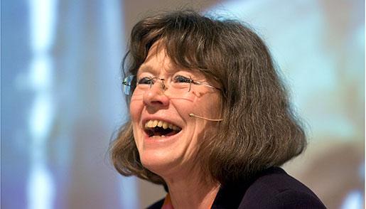Ann-Christin Nykvist. Foto: Björn Larsson Rosvall