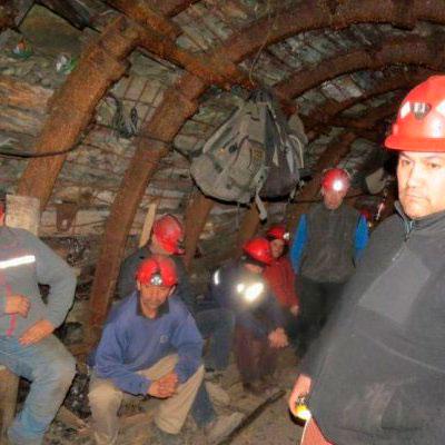 Chile gruva