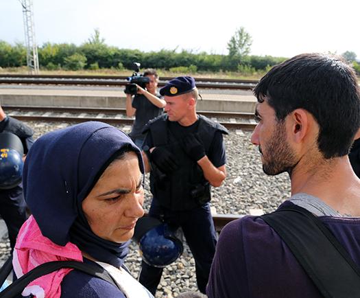 Fn skicka inga asylsokande till ungern