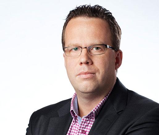 Martin Linder – marknadsekonom och göteborgare – blir Unionens högsta representant.