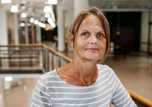 – Fas 3 är modernt slavarbete, säger Monika Svensson. Foto: Henrik Witt