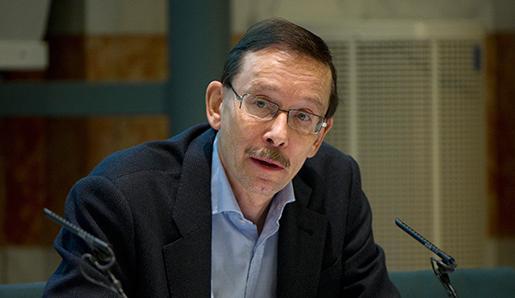 Lars Calmfors. Foto: Henrik Montgomery