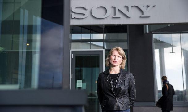 – Jag vill inte ändra las-reglerna ett smack, säger Lene Eriksson, klubbordförande för Unionen på Sony Mobile. Hon är kritisk till att Unionen inte förankrat förslaget om kompetenskriterium bland de förtroendevalda.Foto: André de Loisted