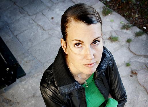 Elinor Torp. Foto: Jörgen Appelgren
