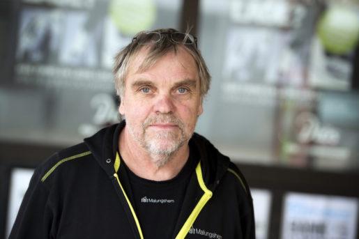 LEKSAND-MALUNG 2015-10-08 Reportage om tidningsdˆden i Dalarna, uppdrag fˆr Arbetet reporter Sandra Lund Foto: Ulf Palm/ TT / 9110