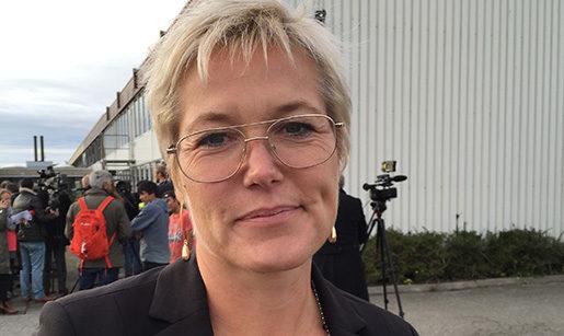 Cecilia Lejon. Foto: Birgitta Ländin