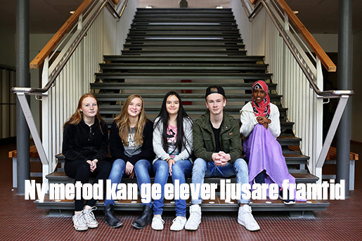151007 Elever pBorgsmoskolan den 07 oktober 2015 i Norrkˆping. Foto: Josefine Loftenius / TT / Kod 200