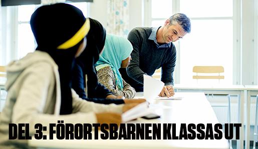 TROLLHƒTTAN 2015-10-07 Djeno Mahic, rektor fˆr grundskolan Kronan, i KronogÂrden i Trollh‰ttan. Foto: Adam Ihse / TT / Kod 9200