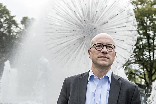 LO.s chefsekonom Ola Pettersson Foto: Lars Pehrson / SvD / TT /