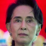 Aung San Suu Kyi. Foto: AP
