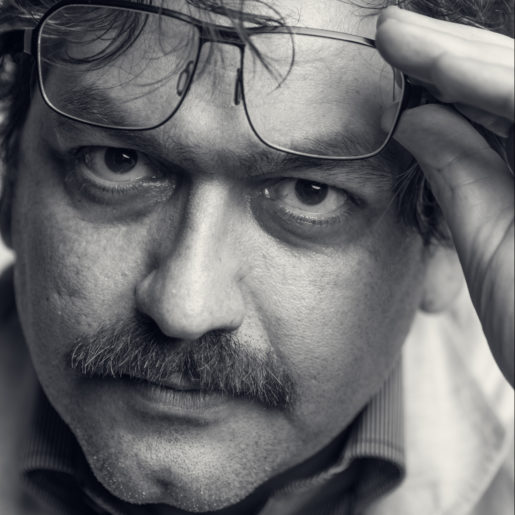 Saad Hajou. Foto: Mustapha Azab