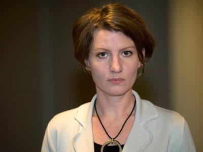 Åsa Erba Stenhammar, förhandlingschef vid fackförbundet ST. Foto: Fredrik Sandberg