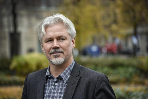 STOCKHOLM 20151103 Torbjˆrn Johansson, avtalssekreterare pLO. Foto: Anders Wiklund / TT / Kod 10040