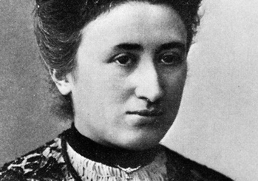 ©SCANPIX SWEDEN, 1900. Rosa Luxemburg, polsk-tysk socialist. Foto: SCANPIX Code: 20360