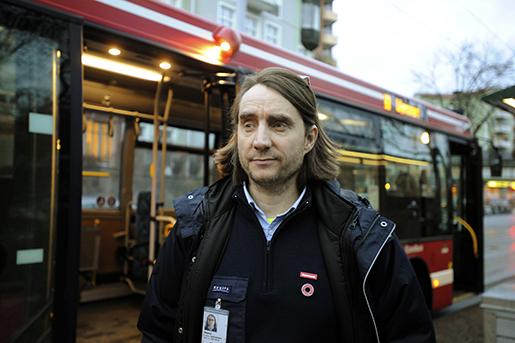 Magnus Lunell berättar i filmen Ni ska se att jag har rätt om hur det socialdemokratiska samhällsbygget gav honom självkänsla. Foto: Magnus Rosshagen