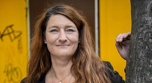 STOCKHOLM 2014-05-13 Susanna Gideonsson, som v‰ljs till ny ordfˆrande i Handels den 23 maj. Foto: Per Larsson / TT / kod 11390