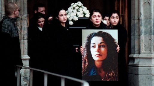 Fadime Sahindal mördades 2002. Foto: Ola Torkelsson