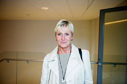 Ombudsman Tina Dahlström. Foto: Björn Svensson, Kommunalarbetaren