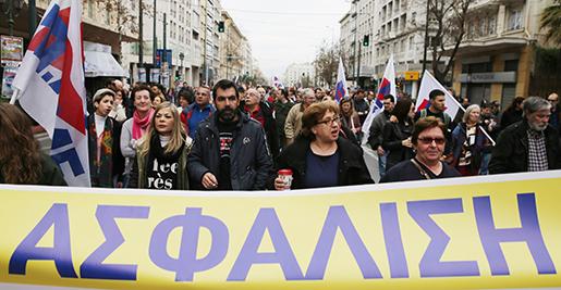 Foto: Petros Giannakouris-AP/TT