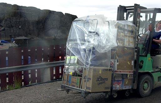 STOCHOLM 20030613 Reportage om Konsum pMˆja fˆr Fri Kˆpenskap. Foto: Leif R Jansson/SCANPIX Code 50020