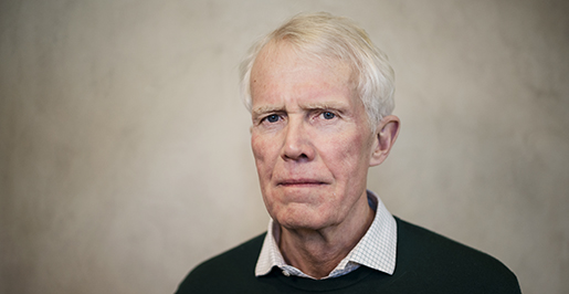 STOCKHOLM 20160217 LO-ekonomen Mats Morin  Foto: Vilhelm Stokstad / TT / Kod 11370